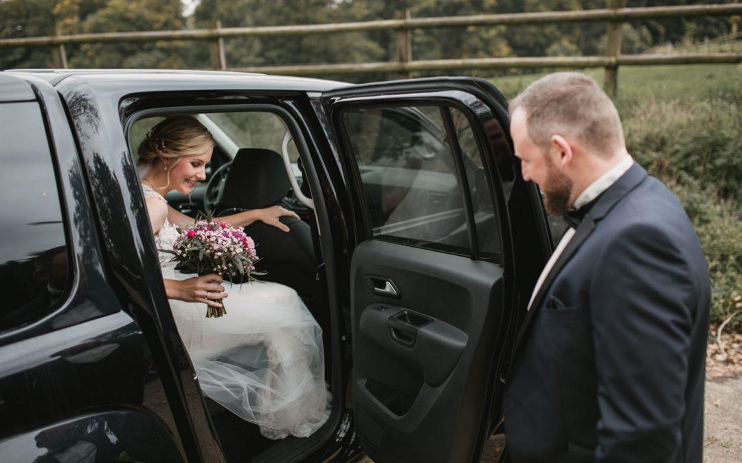 Die Hochzeitsreportage