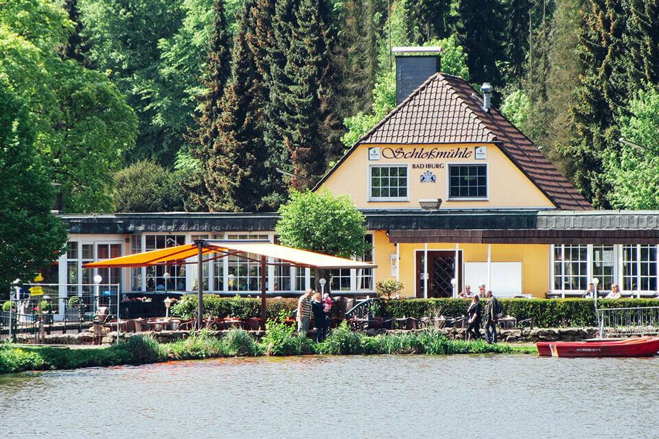 Schloßmühle Bad Iburg
