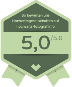 Siegel Bewertung hochzeits-fotograf.info