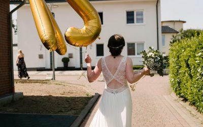 Hochzeit Villa Strahmer